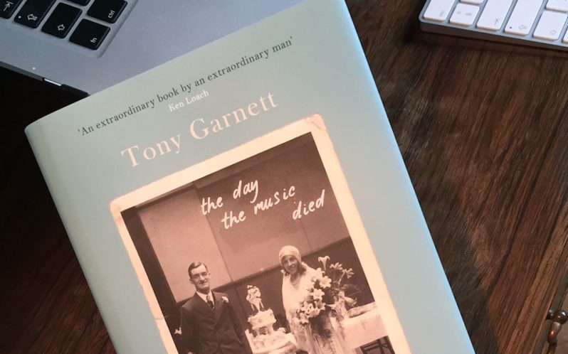 Tony Garnett - The Day The Music Died